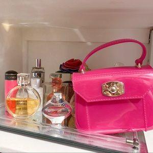 Furla Candy Mini Bag Pink Mini Bag Furla Pink Bag